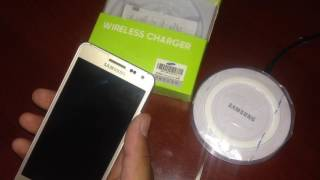 how to add wireless charging qi receiver in samsung galaxy alpha sm g850 easily and working flawless