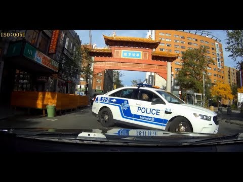 SPVM MONTREAL POLICE IN ACTION AND AT THEIR BEST OF IT / LE MEILLEUR D'EUX / 12 CLIPS / POW