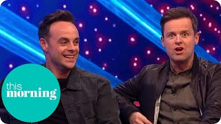 Ant and Dec Reveal Who The First 'Get Me Out Of Your Ear' Victim Is | This Morning