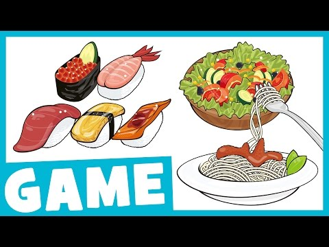 Learn Food For Kids #2 | What Is It? Game For Kids | Maple Leaf Learning