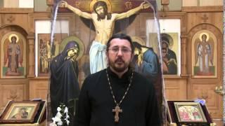 В какие дни нельзя венчаться.Священник Игорь Сильченков