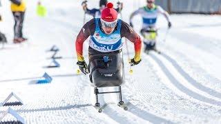 Highlights Day 1 Biathlon Sprint | 2015 IPC Nordic Skiing World Championships Cable