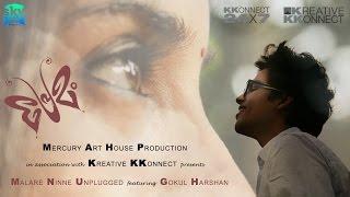 """Kreative KKonnect :  """"Malare - Premam"""" cover Ft. Gokul Harshan"""