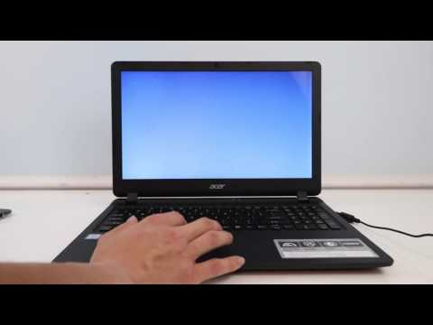 How to restore/ recover/ factory reset Acer Aspire Laptop. Hold ALT & F10 keys on boot.
