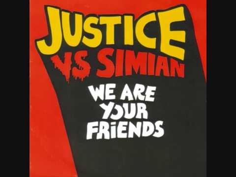 Justice Vs. Simian -  We Are Your Friends (Acapella)