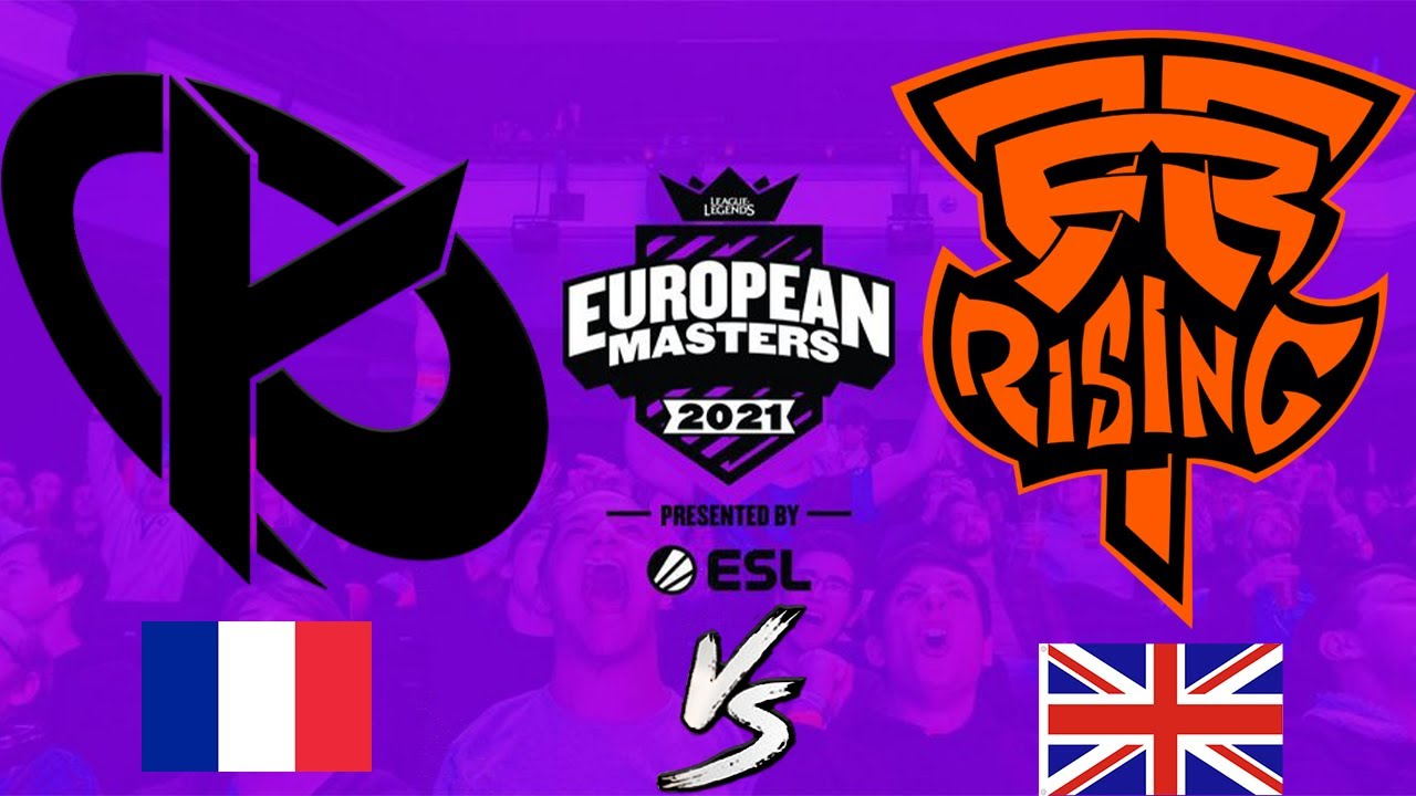 Download 🏆 Full BO5 🏆 Karmine Corp vs Fnatic Rising || EU Masters || finals || Highlight