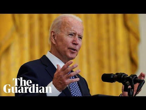 Coronavirus US: Joe Biden addresses Delta variant spread and vaccines – watch live