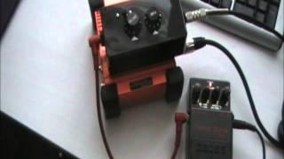 DIY Cabinet Sim Vs Behringer Ultra-G (GI100)
