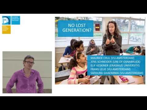 The Integration of Migrants and Refugees: EDUCATION   Maurice Crul