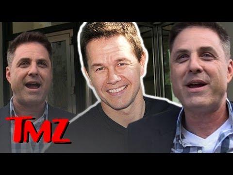 It's Mark Walberg!!! Nope, Not THAT Mark Wahlberg.  TMZ