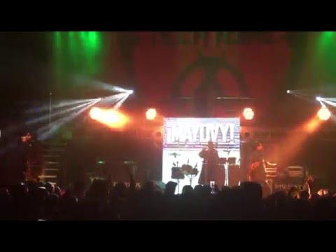 ¡MAYDAY! Live 2016 - Believers & Shots Fired [HQ] - Silver Spring, MD