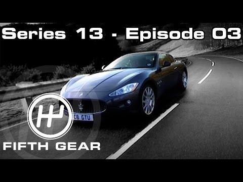 Fifth Gear: Series 13 Episode 3