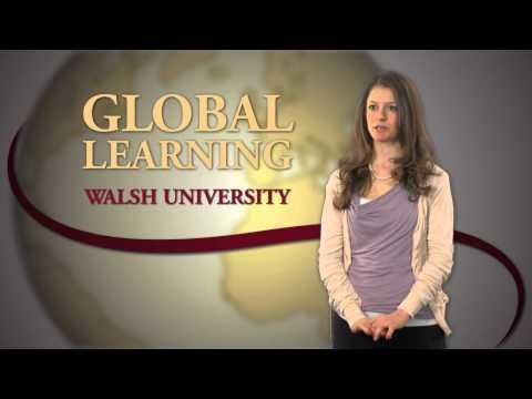 Global Learning at Walsh University