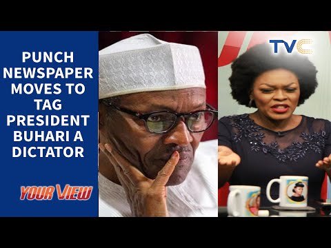 Punch Newspaper To Refer To Pres. Buhari As Major General, Henceforth