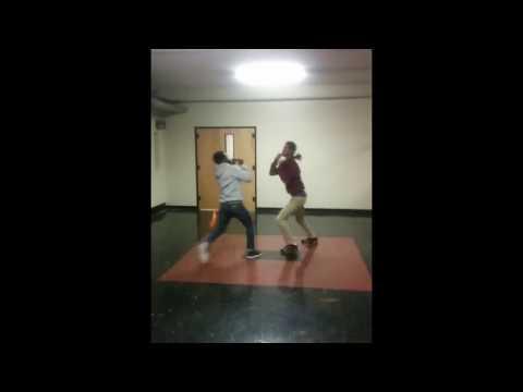 South Philadelphia High School Slap Boxing