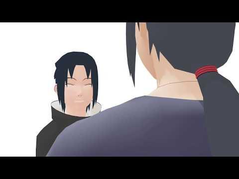 [ MMD ] Oniichan ( Naruto ) [ Sasuke And Itachi ]