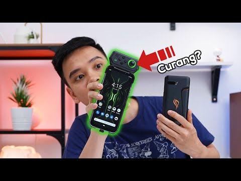 Black Shark 2 Pro, bisa bkin RoG Phone 2 pusing?