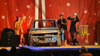 Entre Fronteiras - Circo Real Pantanal - Vídeo 2 - Palhaços