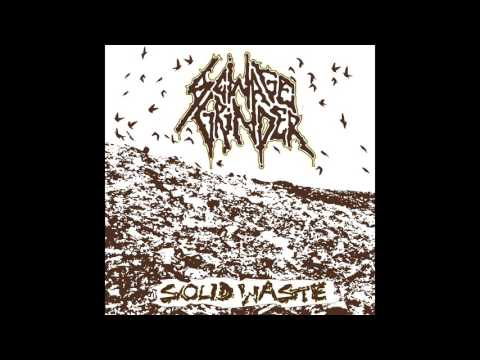 Sewage Grinder - Solid Waste FULL ALBUM (2015 - Grindcore)