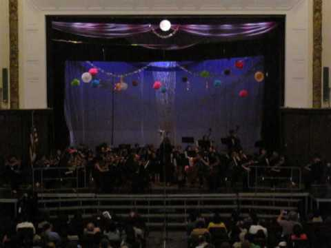 Dixie Highway by Andrew Dabcynski performed by the BLS Philharmonic Orchestra