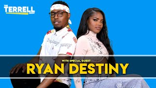 RYAN DESTINY sings Tamia and talks Keith Powers, Beyonce, and New Music! | EXTENDED CUT