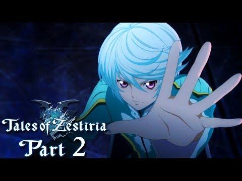 Tales of Zestiria - Full Movie All Cutscenes [Part 2][Japanese Voice][English Sub]