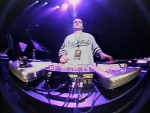 "Vestax Turntablist Extravaganza: World Final ""2001"" L.A. | VHS rip | 2001"