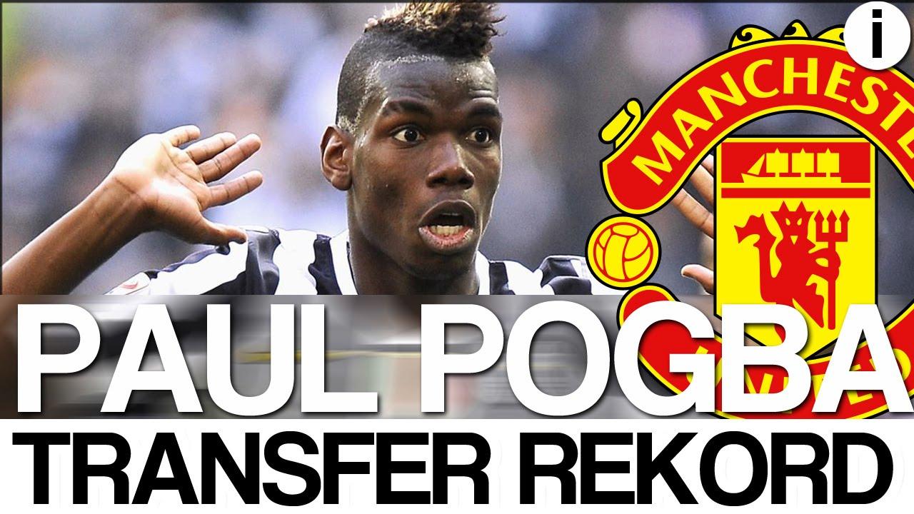 PAUL POGBA TRANSFER für 120 Millionen Euro - Transfer Talk