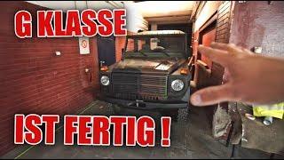 Mercedes G Wolf fertig ! und Audi A6 wird foliert :D | ItsMarvin