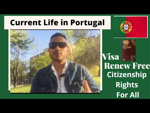 Portugal Give Full Citizenship Rights Migrants & Asylum seekers | All Documents Free Renew | its4you