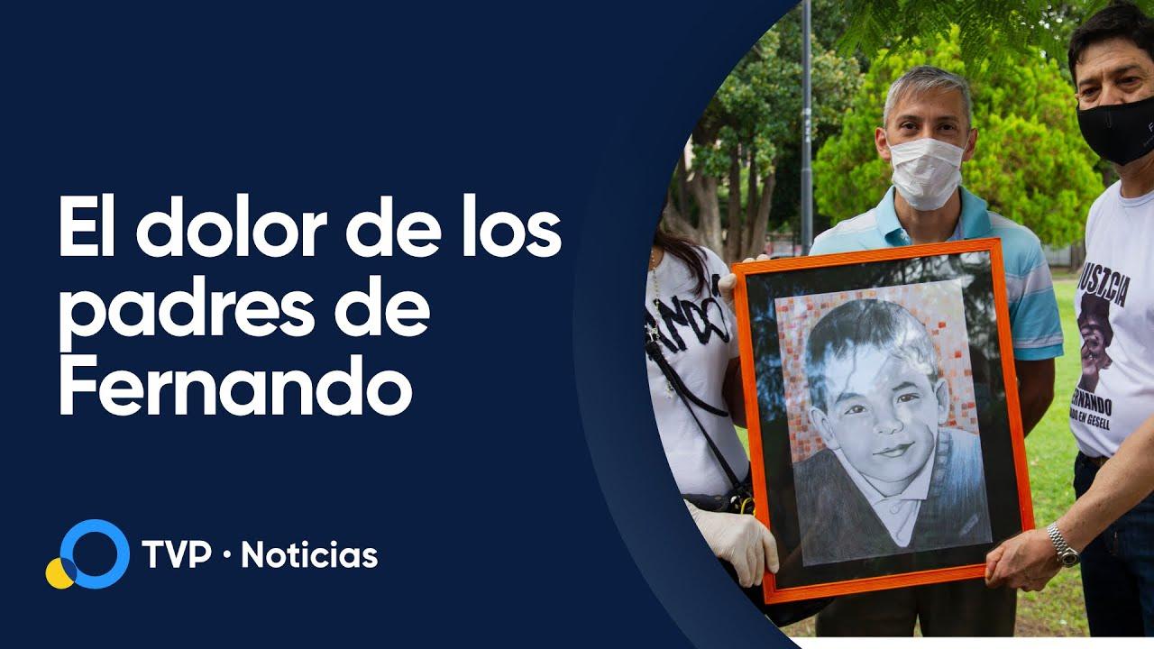 Los padres de Fernando Báez Sosa reclamaron justicia