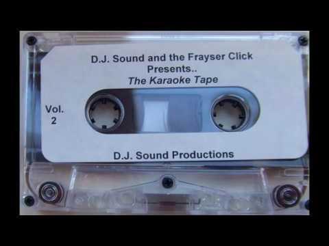 DJ Sound - The Karaoke Tape Vol 2