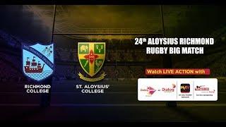 24th Aloysius-Richmond Rugby Big Match