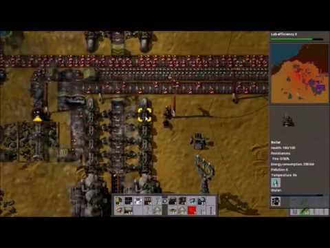 Factorio No Crafting Challenge Ep#37: All of the things