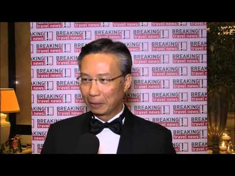 Choe Peng Sum, Group Chief Executive Officer, Frasers Hospitality