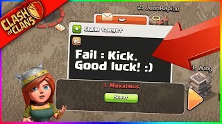 LEAVE MOTIVATIONAL MESSAGES FOR Clanmates in Clash of Clans!