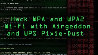 Hack WPA & WPA2 Wi-Fi Passwords with a Pixie-Dust Attack using Airgeddon [Tutorial]