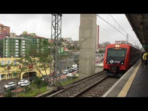 Subway Travel in Sao Paulo