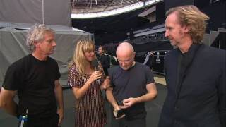 Genesis - Live Earth backstage interview HD.mpg