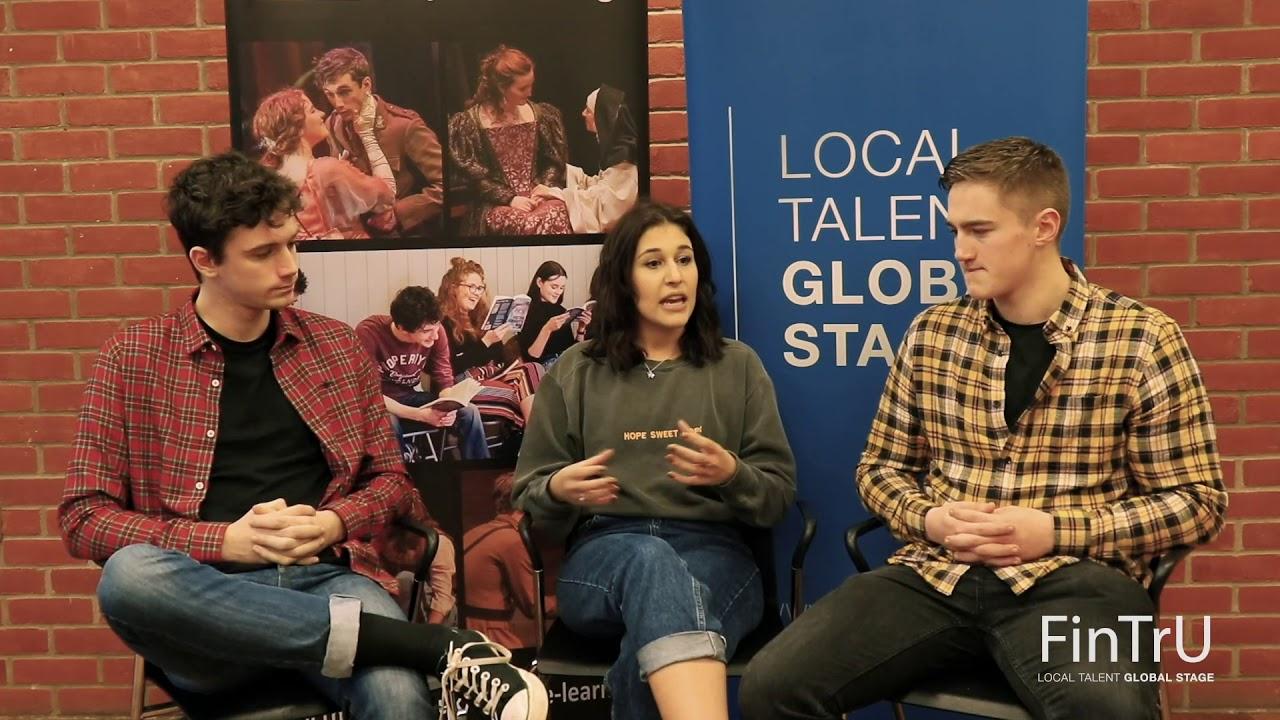 FinTrU Theatre Bursary: How Has The Bursary Helped Your Career?