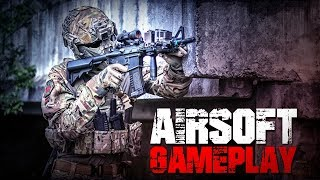 AIRSOFT: Gameplay Deutsch - Dark Emergency 5 CQB 2