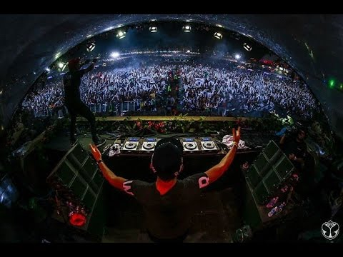 KIIDA - Balangala (Afrojack edit), Tomorrowland Brazil, 2016
