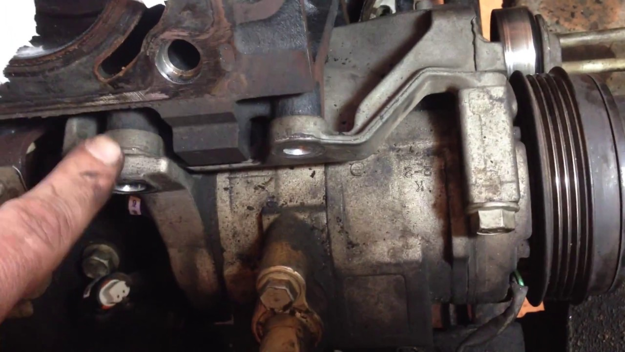 tahoe Archives | GM Chevy Tahoe 5 3 Vortec LS Engine Tear Down