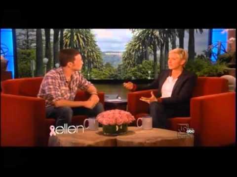 Scotty chats with Ellen Degeneres - October 7, 2011