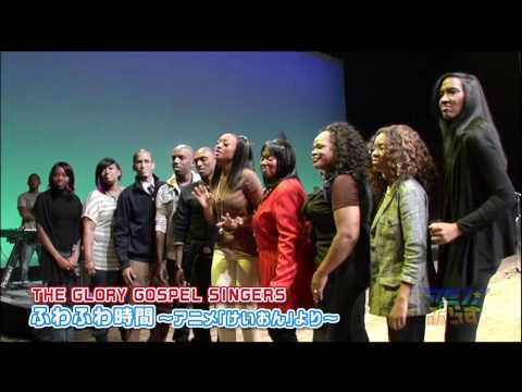 KOn!  Fuwa Fuwa Time The Glory Gospel Singers
