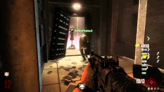 Black Ops 2 Zombies 8 Man Tranzit Live Commentary/Gameplay Pt. 2