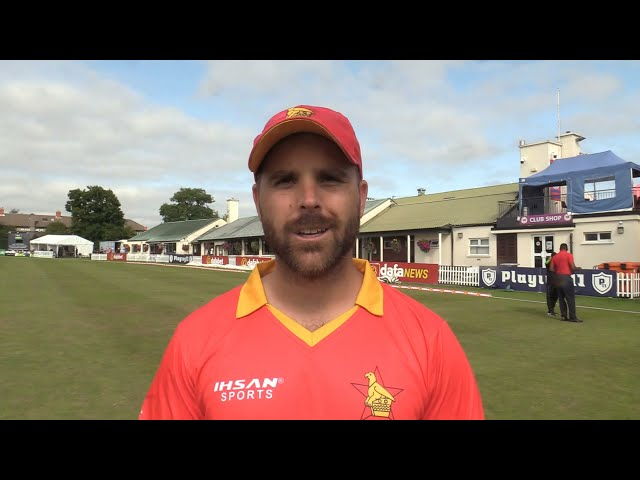 Post Match Interview | Ryan Burl