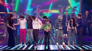 What A Feeling The X Factor 2010 One Direction, Cher Lloyd,and others