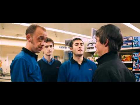Cashback - funniest scene (HQ) - YouTube