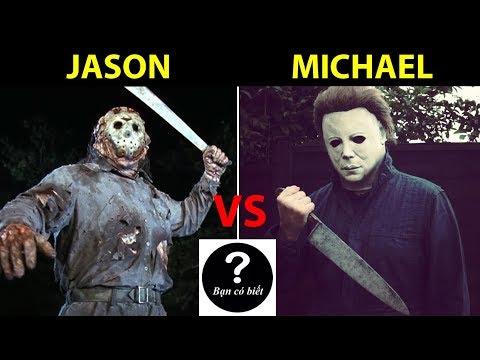Jason Voorhees vs Michael Myers, ai sẽ thắng #55    Bạn Có Biết?